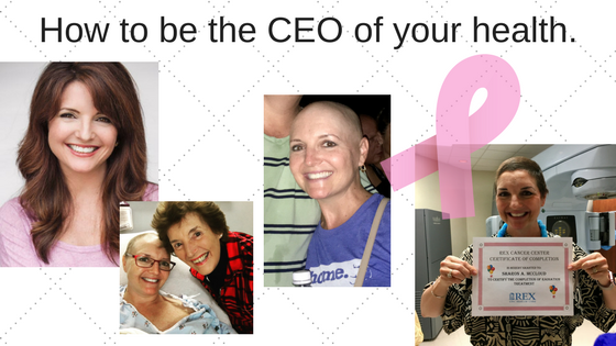 How to be the CEO of your helalth