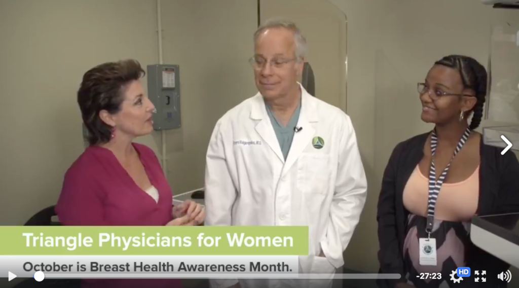 Breast Cancer Screening Recommendations   TP4W.com