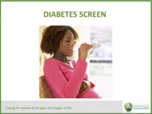 Diabetes Screen Video