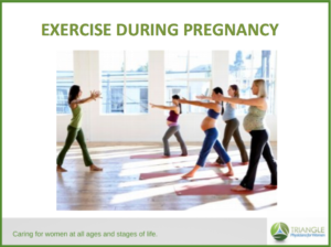 Exercise During Pregnancy Video