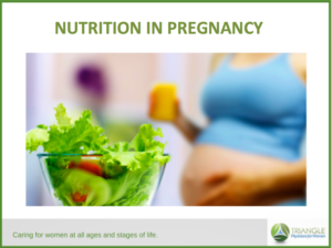 Nutrition in Pregnancy Video