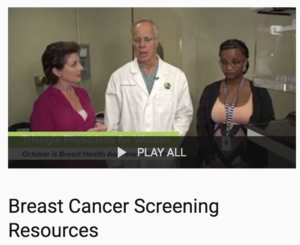 Breast Cancer Screening Resources | TP4W